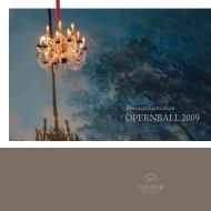 OPERNBALL 2009 - Theater Augsburg