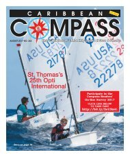 Caribbean Compass Yachting Magazine - August 2017