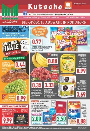 Marktkauf Kutsche KW35