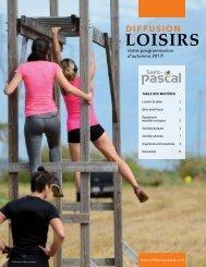Diffusion Loisirs