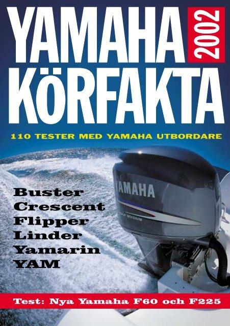 yamaha körfakta 2000