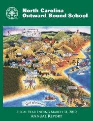 Revenue - North Carolina Outward Bound