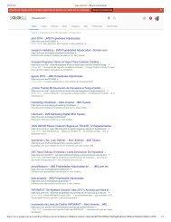 Search Results Index Status on Google for JMS COM MX Domain Name Overview Abel Jimenez Marketing Digital SEO Tijuana 3
