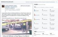 LaRiojaTijuana Facebook Account Analytics Over View - Firts 24 Hours Online - SMO SEO Branding Campaign Results - Colinas de California - Coto Bahia - La Rioja Tijuana - Bonaterra Residencial Project - Digital Marketing