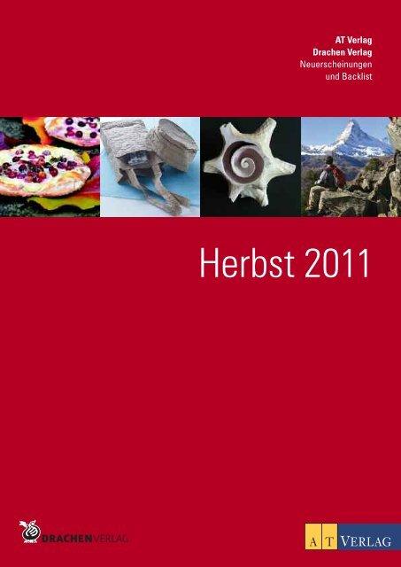 Herbst 20 11 - AT Verlag