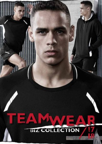 2017 Biz Collection AUSNZ - Teamwear LR