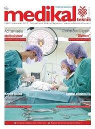 Medikal Teknik Eylül 2017