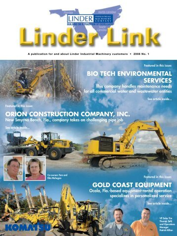 bio tech environmental services - Linder Industrial Machinery