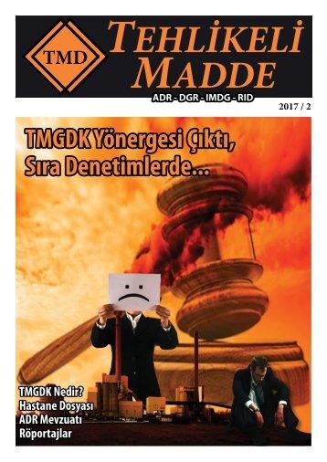 Tehlikeli Madde Dergisi 2017/1