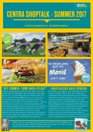 Centra Summer Newsletter v2