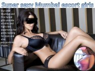Super sexy Mumbai escort girls