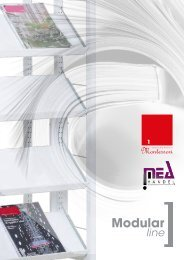 GAM Brochure Modular Regalsystem
