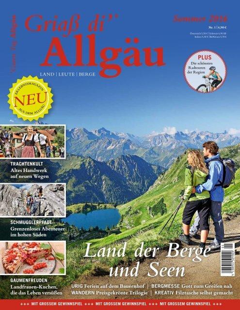 Griaß di' Allgäu Sommer 2016