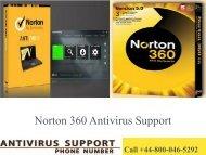 +44-8000465292 Norton 360 Antivirus Support Phone Number