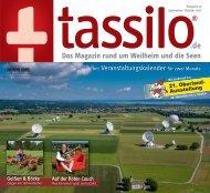 Tassilo, Ausgabe September/Oktober 2017 - Das Magazin rund um Weilheim und die Seen