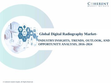 Global Digital Radiography Market