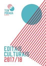 Cartilha Edital de Ocupação - Temporada de Artes #ocupaSobral
