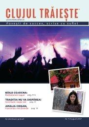 Povești de Suflet – Clujul Trăiește nr. 11 August 2017