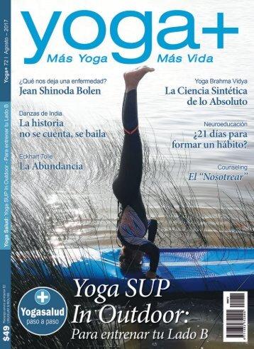 Revista Yoga + Edición 72