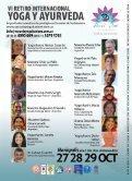 Revista Yoga + Edición 72 - Page 5