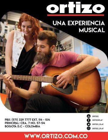 Brochure Institucional Ortizo