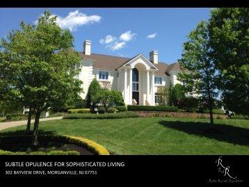 Modern Home --302 Bayview Drive