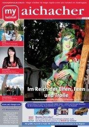 Im Reich der Elfen, Feen und Trolle - MH Bayern