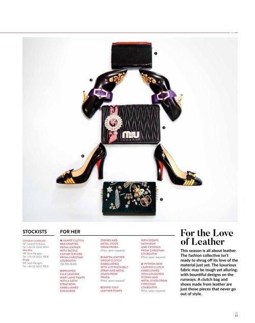 Fah Thai Magazine Sep/Oct 2017