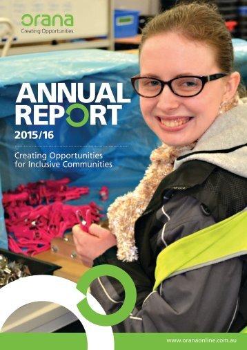 ORANA-Annual-Report-2015-16-v7