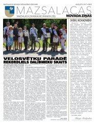 Mazsalacas novada ziņas_augusts_2017