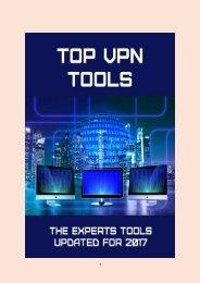 Top VPN Tools