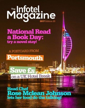 Infotel Magazine | Edition 20 | September 2017