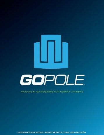 CATALOGO GOPOLE 2017