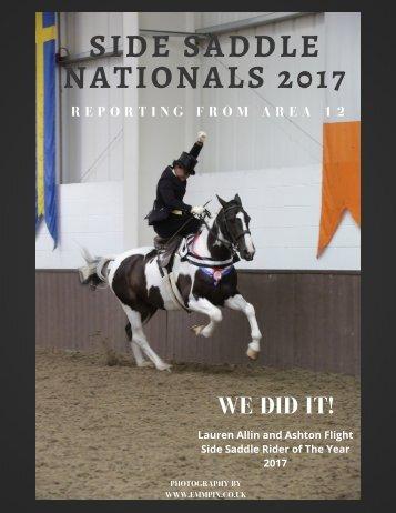 National Side Saddle Show 2017