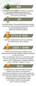 Menú Artesanales de El Garash - Page 4