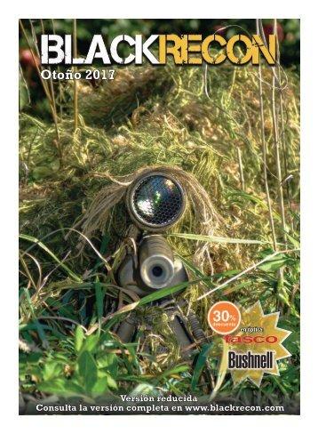 Catálogo caza BLACKRECON otoño 2017