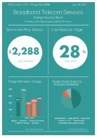 Broadband Telecom - Strategic Sourcing Report - Chicago - Page 2