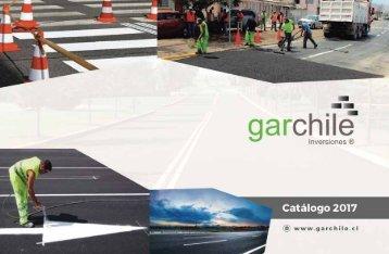 Catálogo GARCHILE 2017