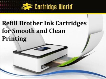 Brother Printer Ink Cartridges