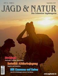 Jagd & Natur Ausgabe September 2017 | Vorschau