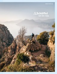 Schöffel Katalog Outdoor Herbst 2017