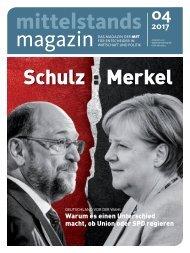 Mittelstandsmagazin 04-2017