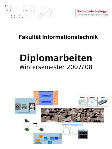 Entwicklung und Inbetriebnahme eines VHDL-basierten ...