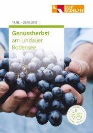Landkreis Lindau Genussherbst 2017
