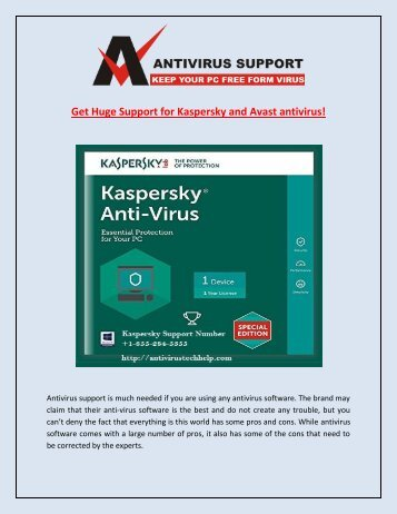 Call Kaspersky Support Phone Number +1-855-284-5355