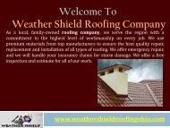 Rubber Roof Repair Dayton, OH
