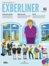 EXBERLINER Issue 163, September 2017