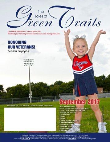 Green Trails 2 September 2017