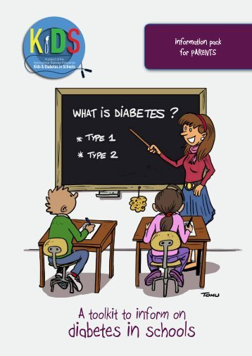 DATT Primary School Diabetes Quiz (KiDs Booklet)