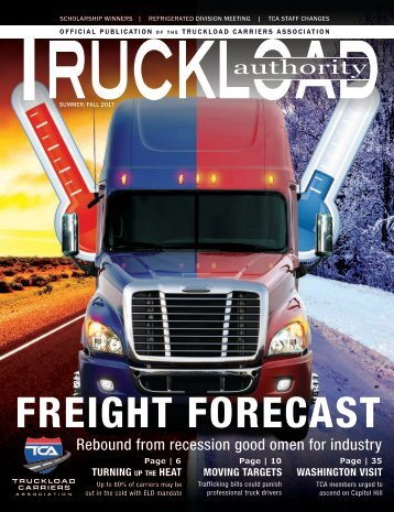 Truckload Authority - Summer/Fall 2017
